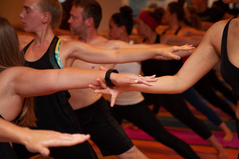 Sol Hot Yoga Studio: 7245 E 146th St, Carmel, IN