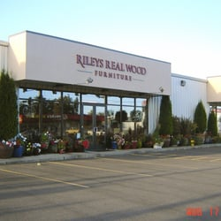 Photo Of Rileys Real Wood Furniture Eugene Or United States West 11th