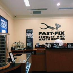 Fast fix jewelry and watch repairs 12 avalia es j ias for Fast fix jewelry repair
