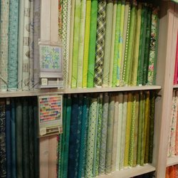 The Cloth Shop - 14 Photos & 11 Reviews - Fabric Stores - 1551 ... : quilting supplies vancouver - Adamdwight.com