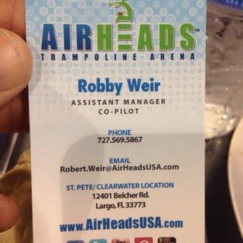 Airheads st petersburg