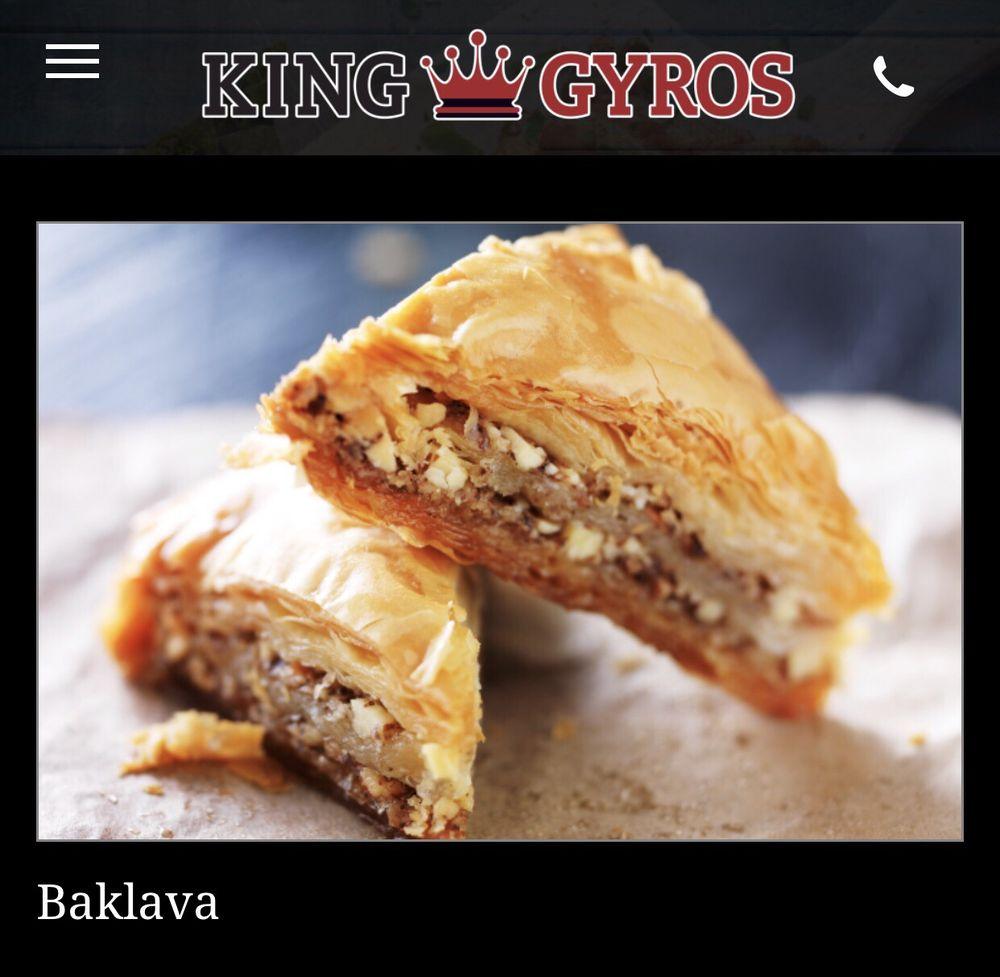 King Gyros: 5000 Shelbyville Rd, Saint Matthews, KY