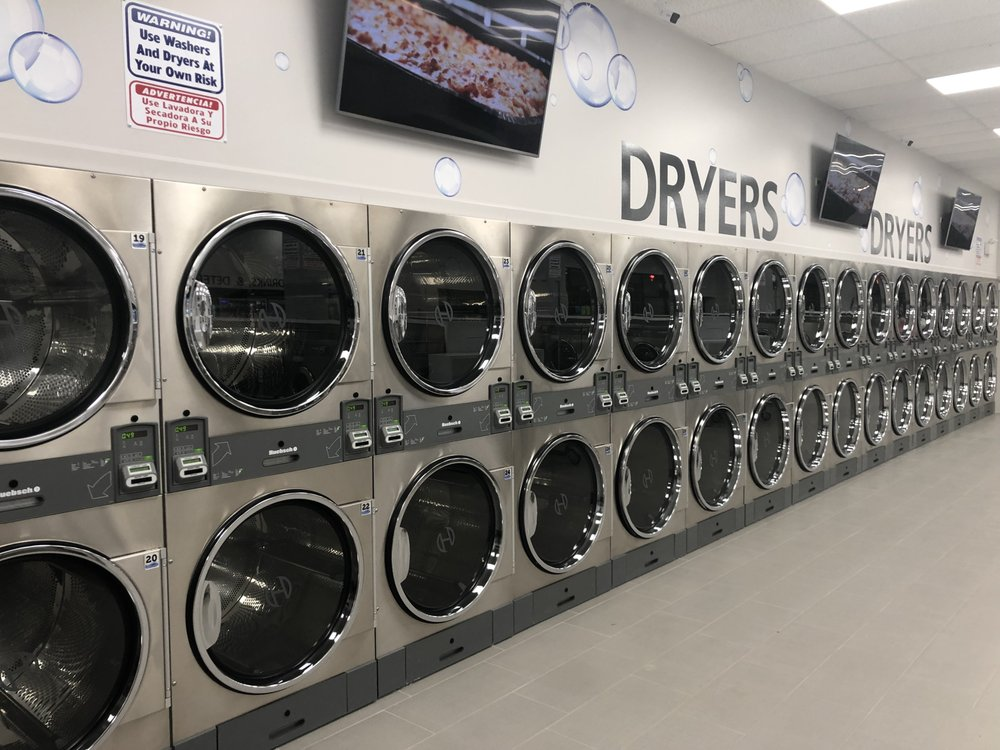 Laundry World: 3450 W 183rd, Hazel Crest, IL