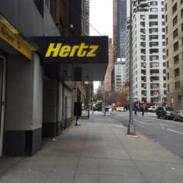 hertz rent a car 18 beitr ge autovermietung 310 east 48th st midtown east new york city. Black Bedroom Furniture Sets. Home Design Ideas