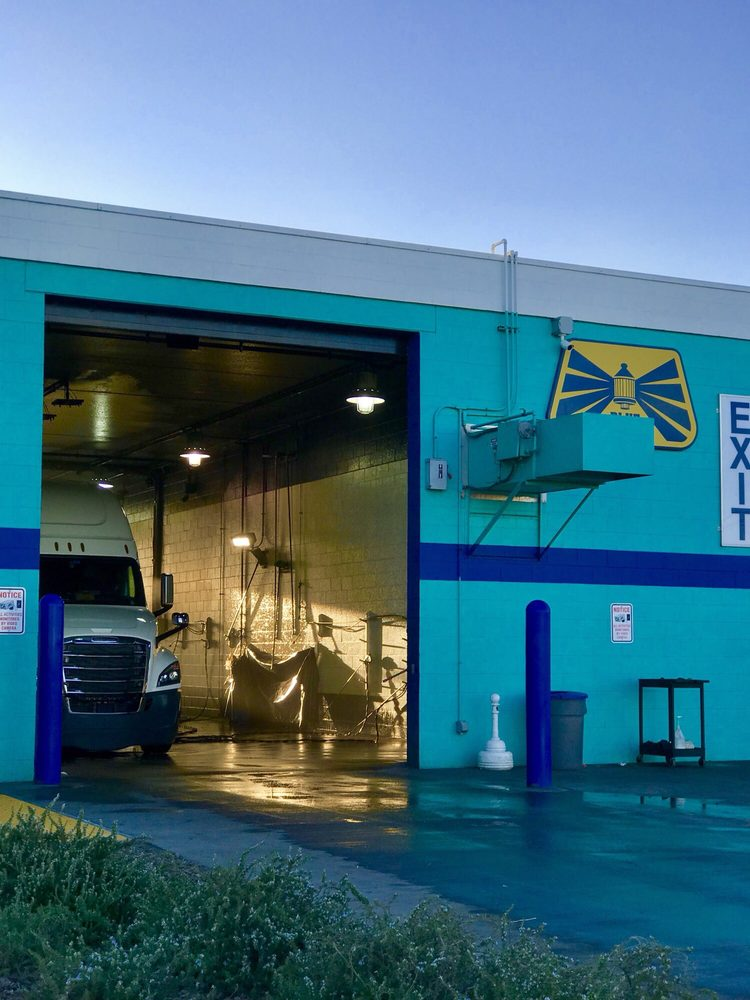 Blue Beacon - Corning: 3000 Hwy 99 W, Corning, CA