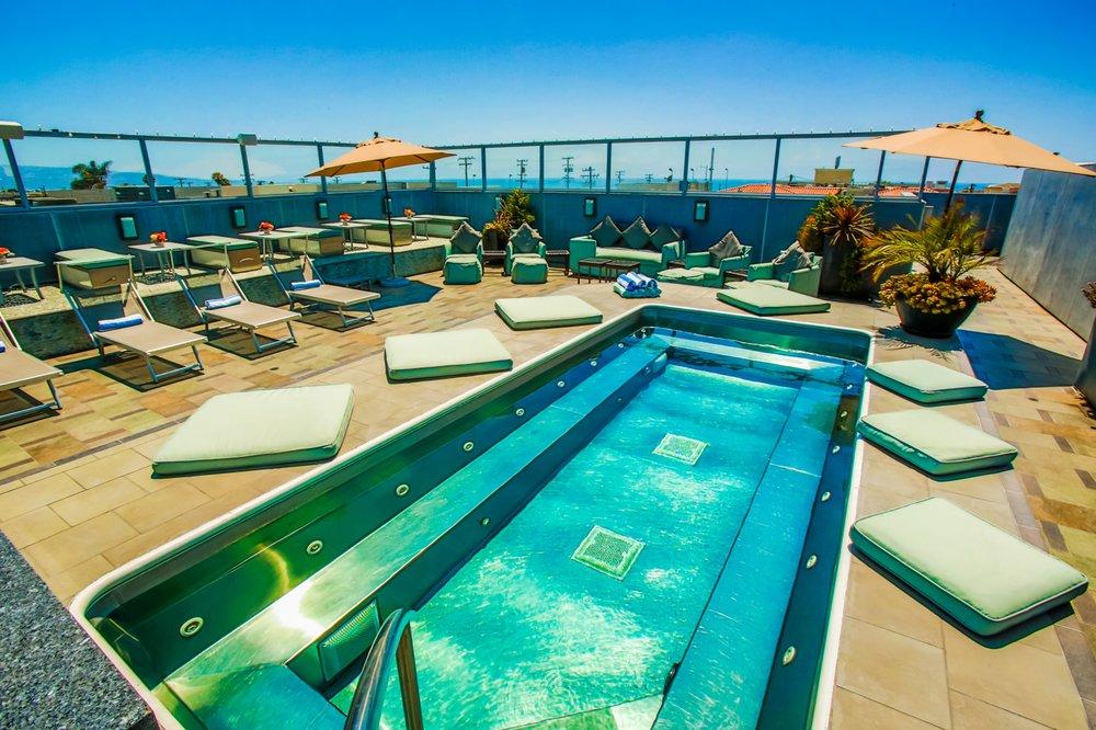 Photo Of Shade Hotel Manhattan Beach Ca United States