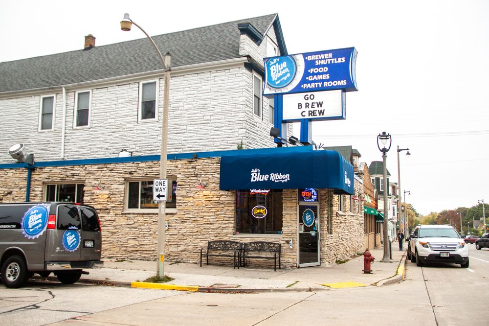 J&B's Blue Ribbon Bar and Grill