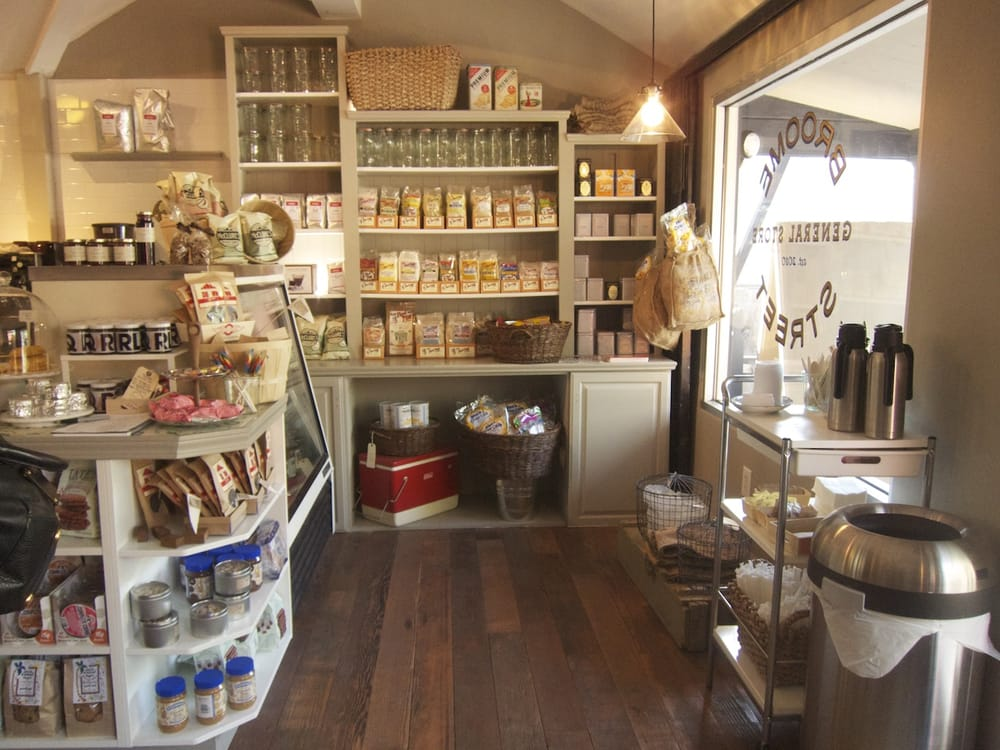 Photo of Broome Street General Store - Los Angeles, CA, United States. I`d say it`s an environment that takes you back in time but technically they swipe all credit cards on an iPad.
