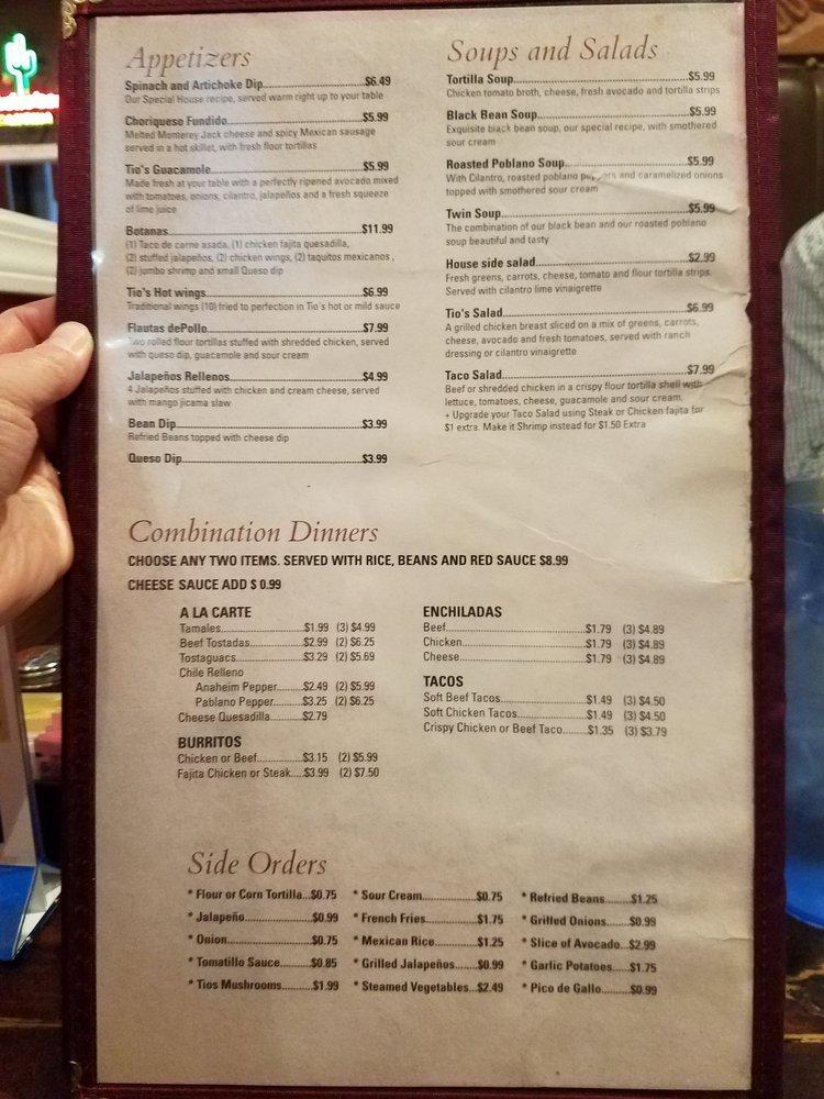 Tios Bar & Grill