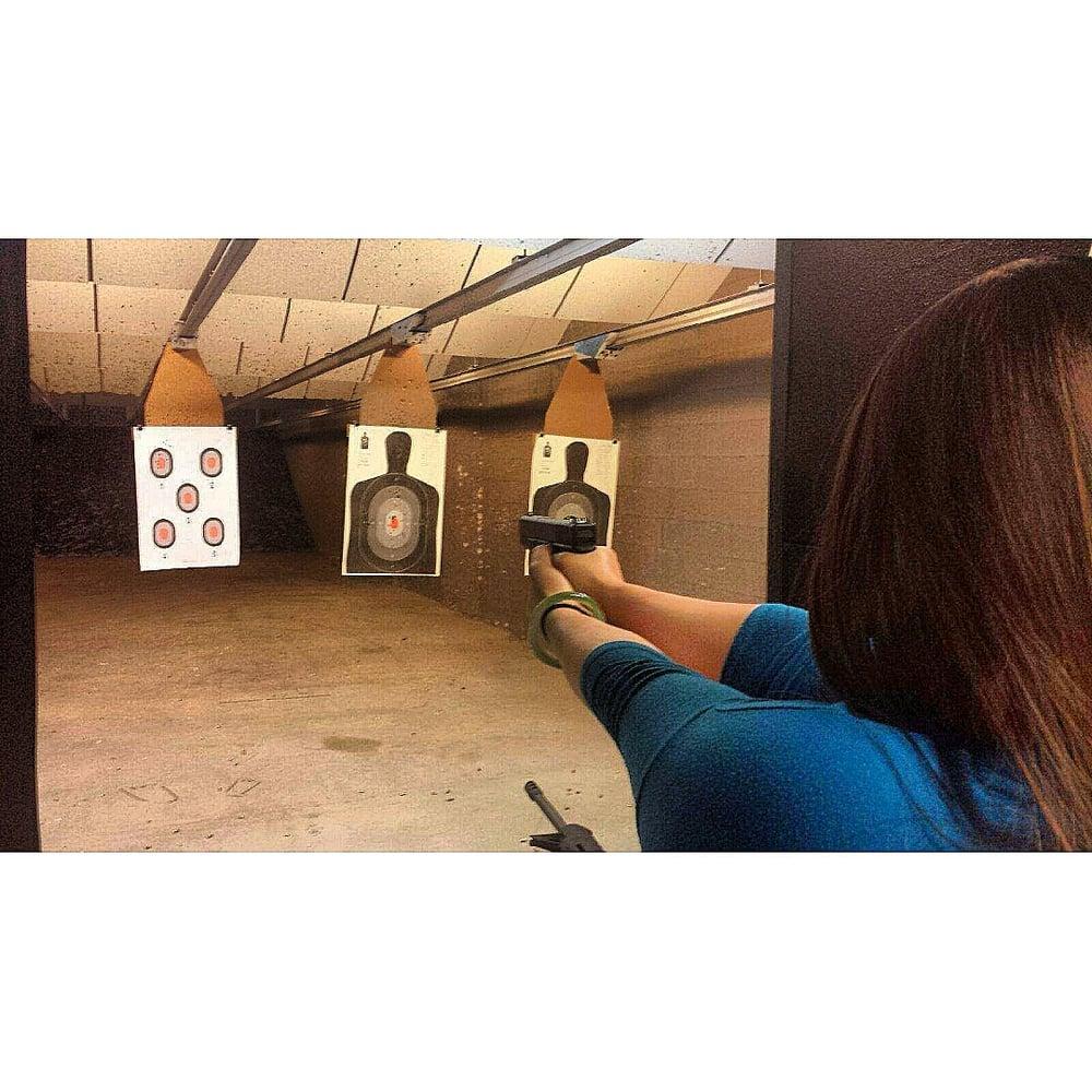Shooting Range Miami South Beach