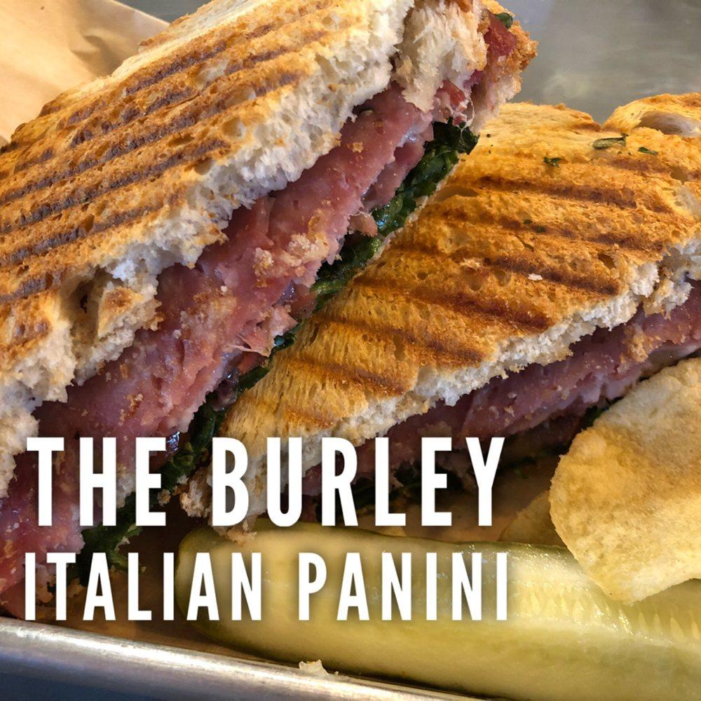 The Burley Market & Cafe: 201 E Pike St, Cynthiana, KY