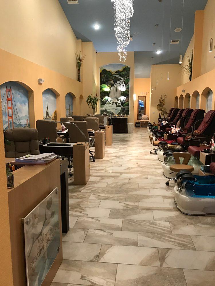 Create Nails Spa: 16520 Burnt Store Rd, Punta Gorda, FL