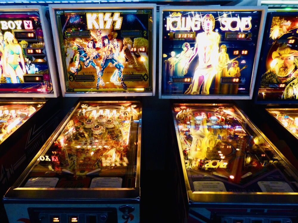 Museum of Pinball: 700 South Hathaway St, Banning, CA