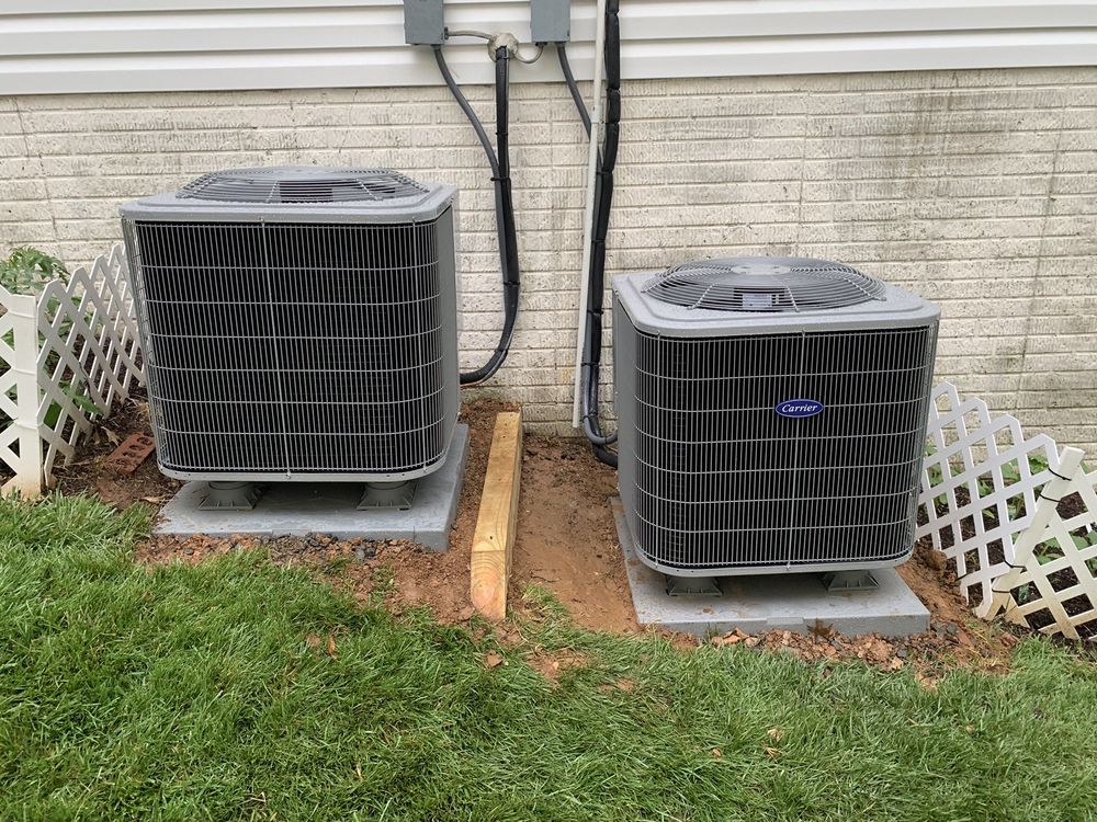 Climatic Heating & Cooling