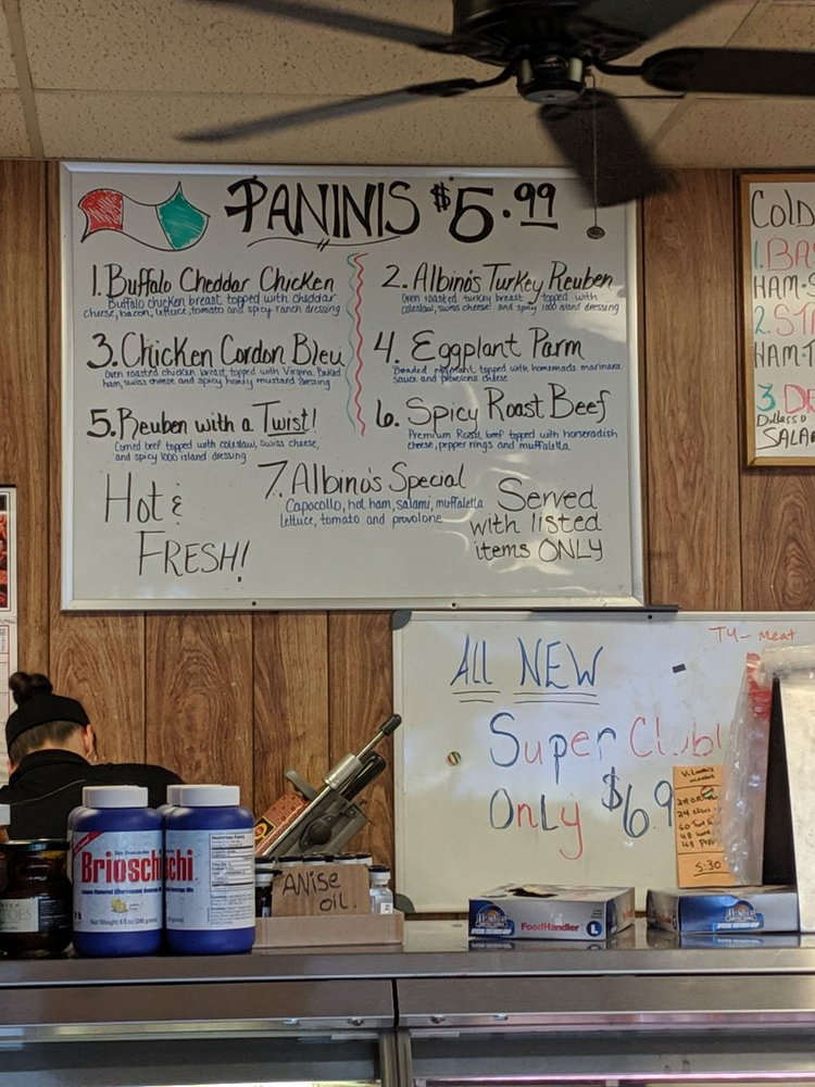 Albino's Meats & Catering: 2316 Lake Ave, Ashtabula, OH