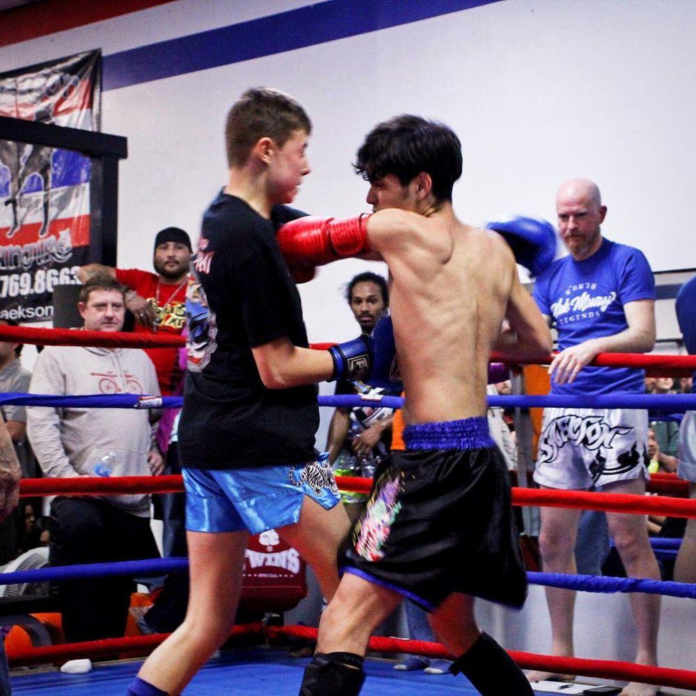 Saekson Janjira Muay Thai: 3033 W Parker Rd, Plano, TX