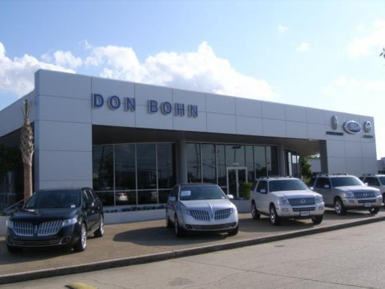 Don Bohn Ford >> Welcome To Don Bohn Ford Harvey Louisiana Yelp