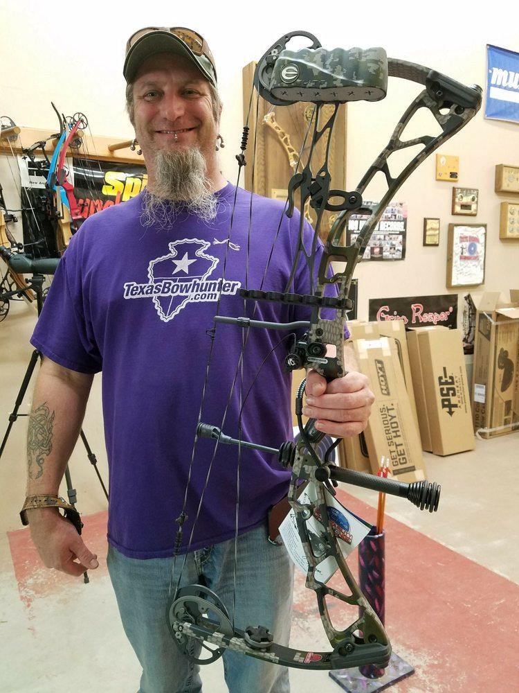 C & S Archery: 424-A Mccaleb Rd, Montgomery, TX