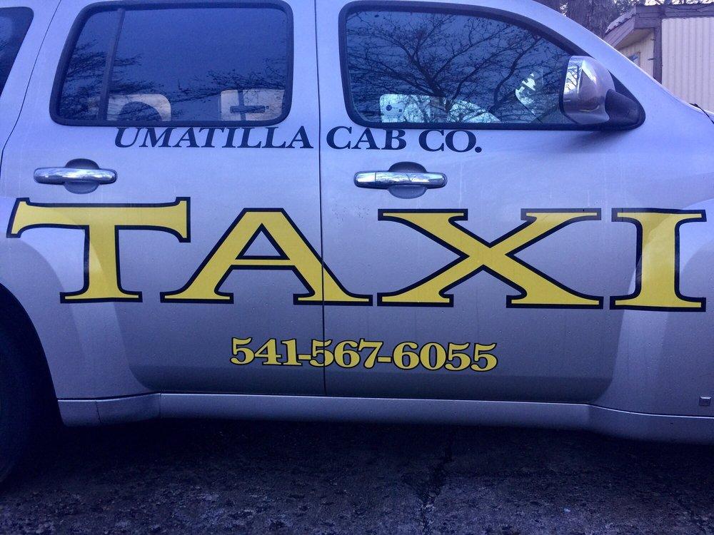 Umatilla Cab: 2430 N 1st St, Hermiston, OR
