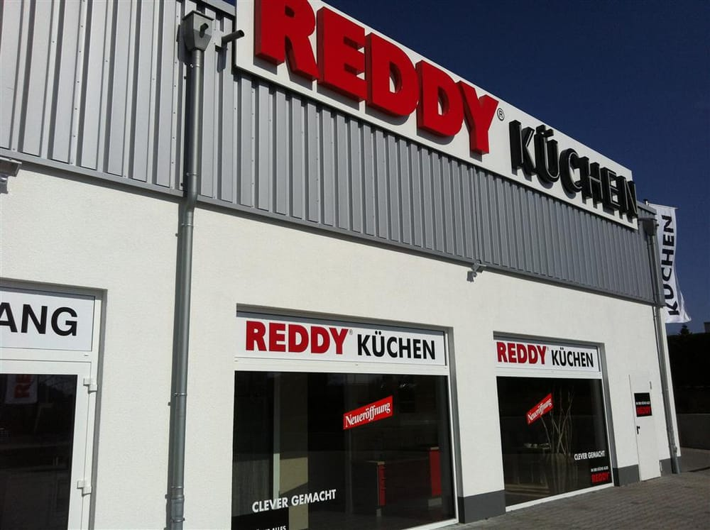 Reddy Küchen - Kitchen & Bath - Dieselstr. 1 b, Limburg, Hessen ... | {Reddy küchen 38}