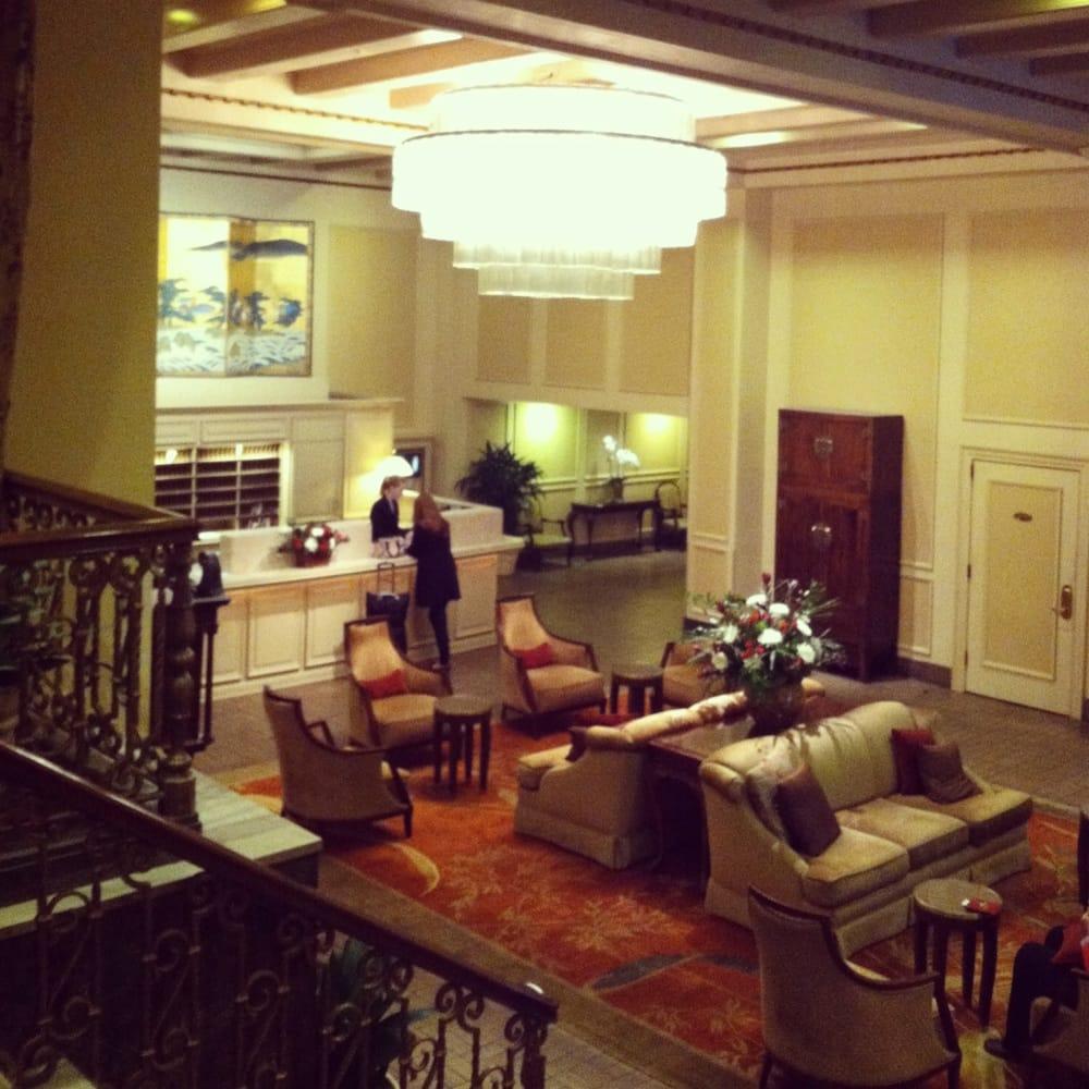 Mayflower Park Hotel Seattle Wa United States