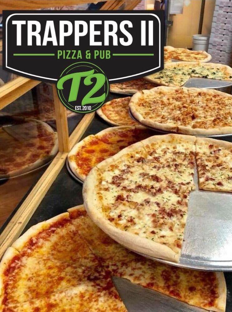 Trappers II Pizza Pub: 101 N Main St, Minoa, NY