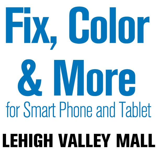 Fix Color and More | Lehigh Valley Mall: 250 Lehigh Valley, Hokendauqua, PA