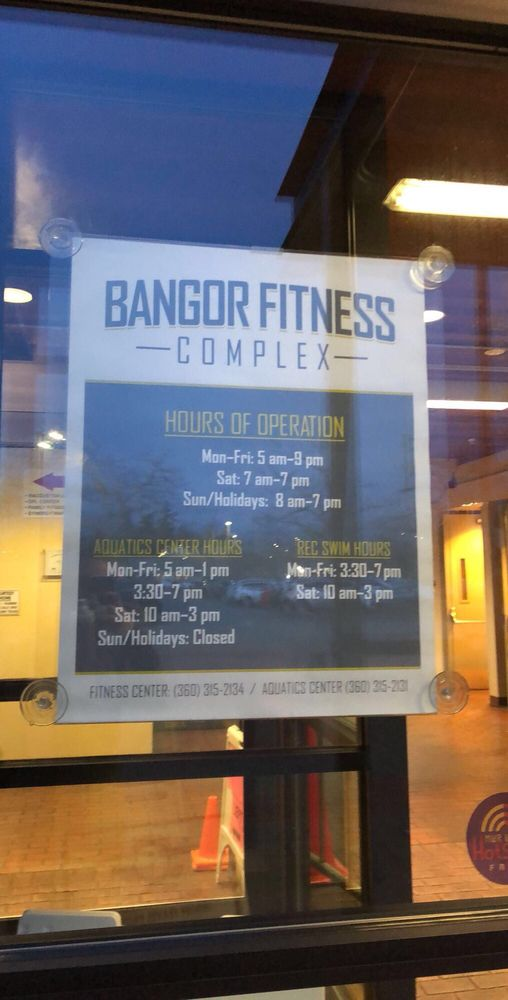 Bangor Fitness Center: 2700 Ohio, Silverdale, WA