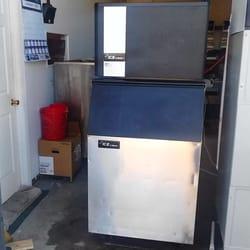 The Diamond Ice Company - Appliances & Repair - 1717 E Busch