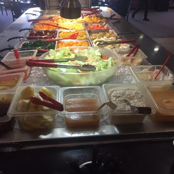 Photo Of Ten Kalamazoo Mi United States Cold Buffet With Salad