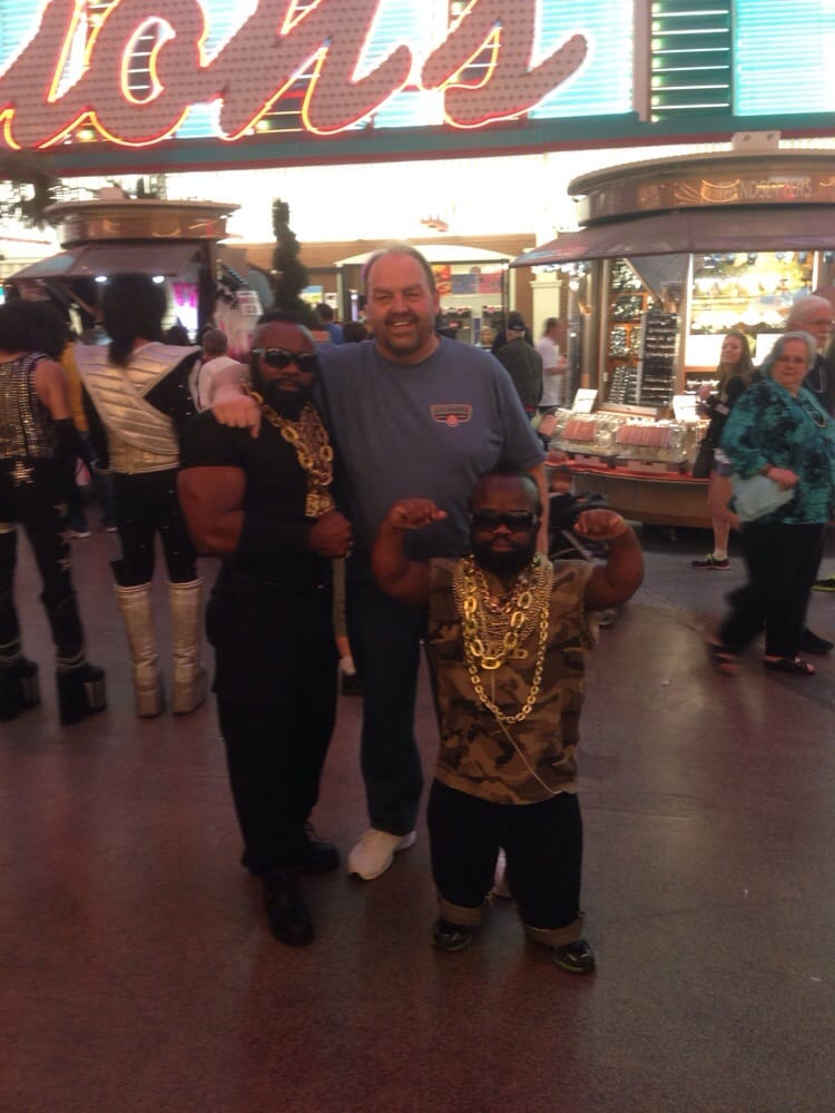 Mini Mr T And Midget Mr T Rocked Yelp