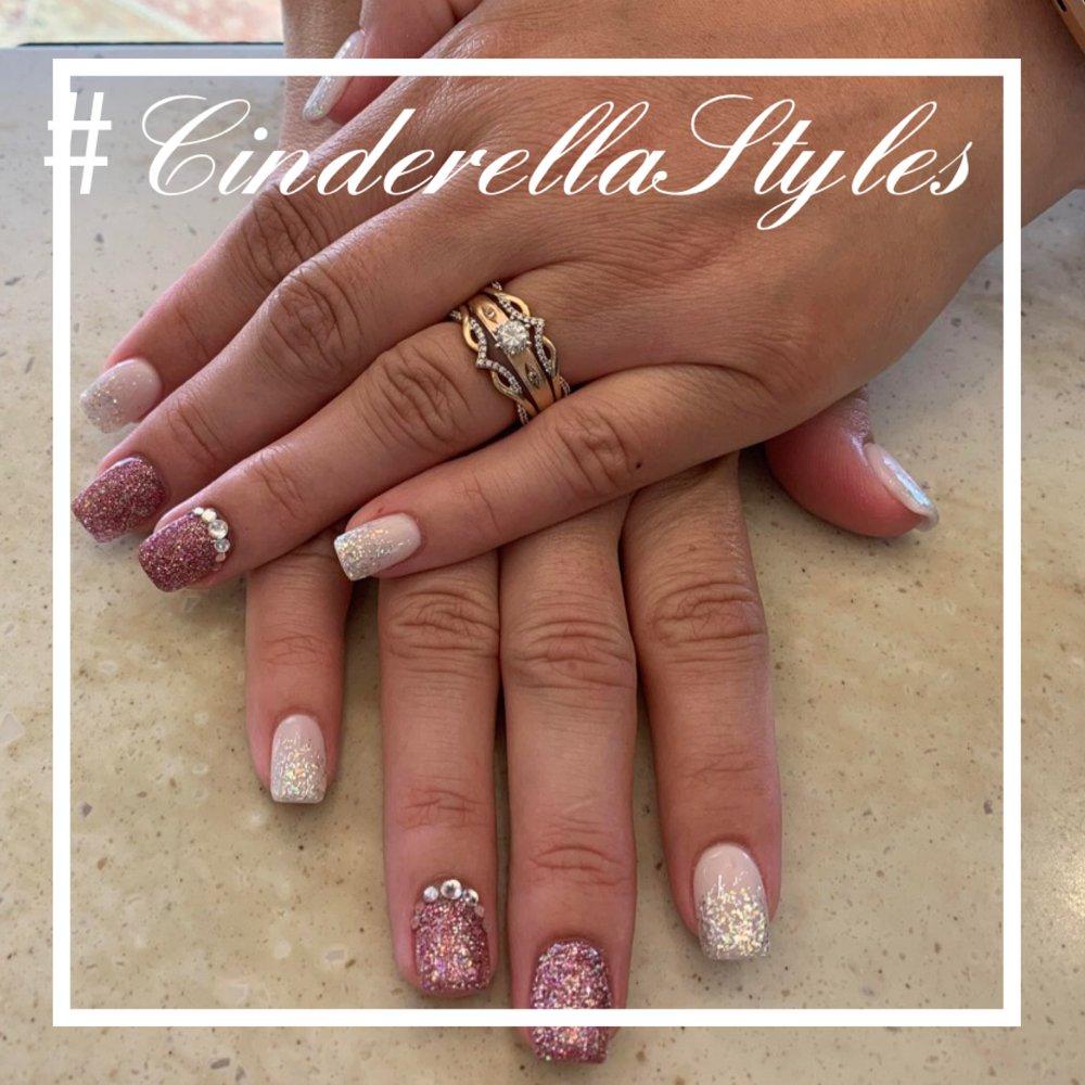Cinderella Nails and Spa: 1932 El Dorado Blvd, Houston, TX