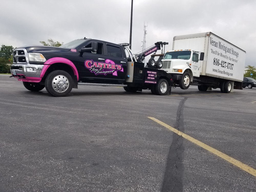 Towing business in Grain Valley, MO