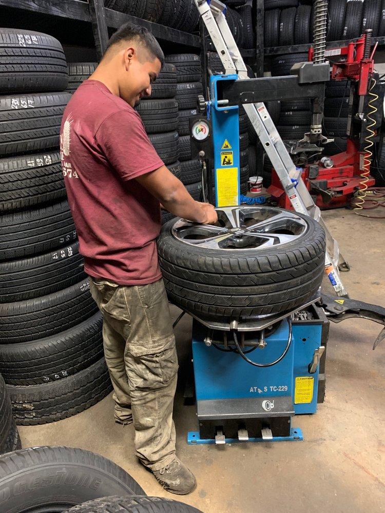 Bless Used Tires: 1268 Easy St, Woodbridge, VA