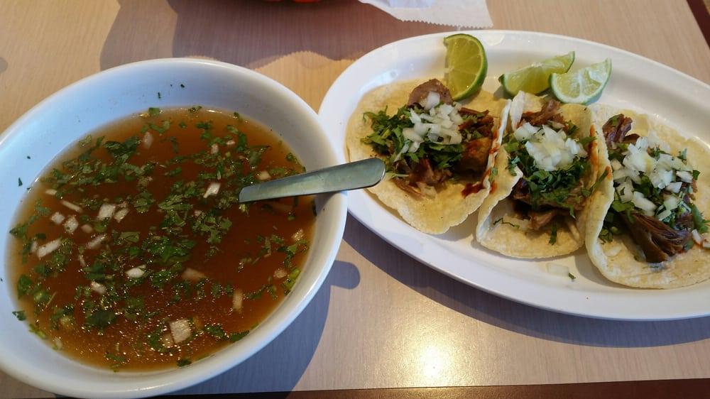 Cervantes Mexican Food