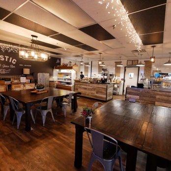 photo of the rustic cafe juice bar wayne nj united states