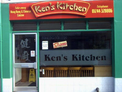 Ken S Kitchen Chester