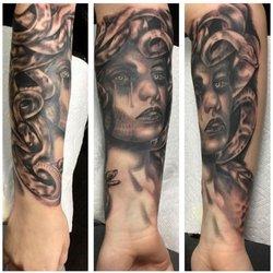 P O Of Skin Konviction Tattoo Body Piercing Studio Flushing Ny United States