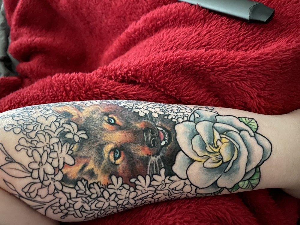 Iron Lotus Tattoo: 521 Pulaski Hwy, Joppa, MD