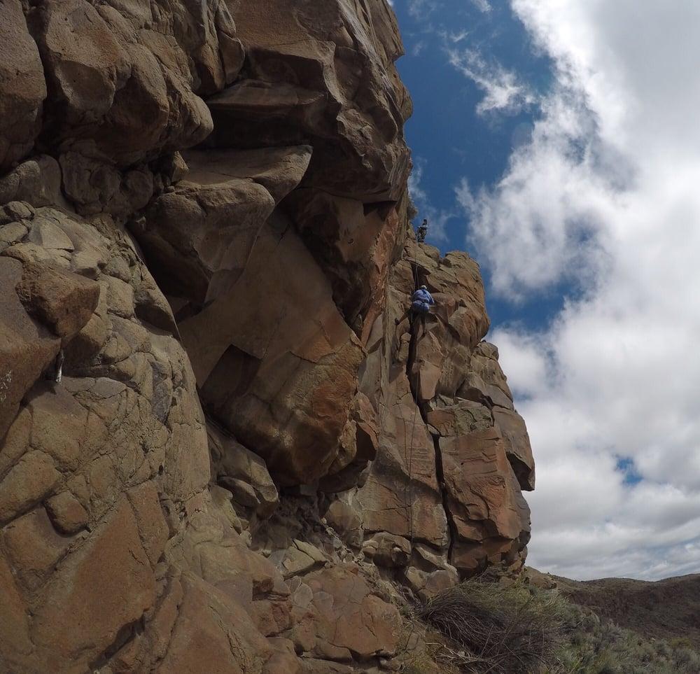 Mountain Skills Rock Guides: Taos, NM