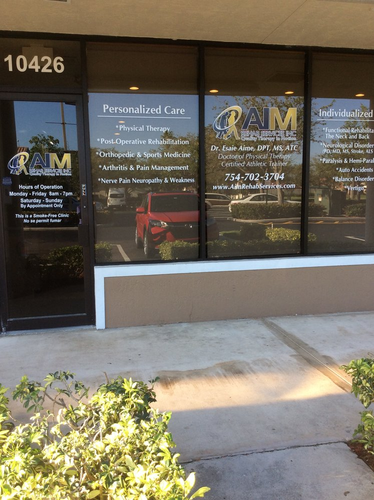 AIM Rehab Services - 22 Photos - Physical Therapy - 10426 W