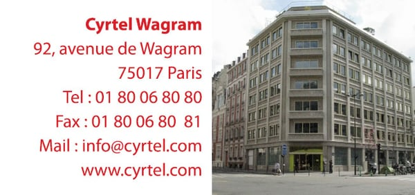 cyrtel espace sfr business team sfr entreprises t l phones portables 92 avenue de wagram. Black Bedroom Furniture Sets. Home Design Ideas