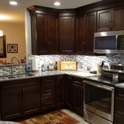 Master Bathroom Remodle Photo Of The Kitchen Naperville Il United States
