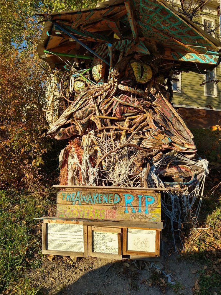 The Awakened Rip: 491 Main St, Catskill, NY