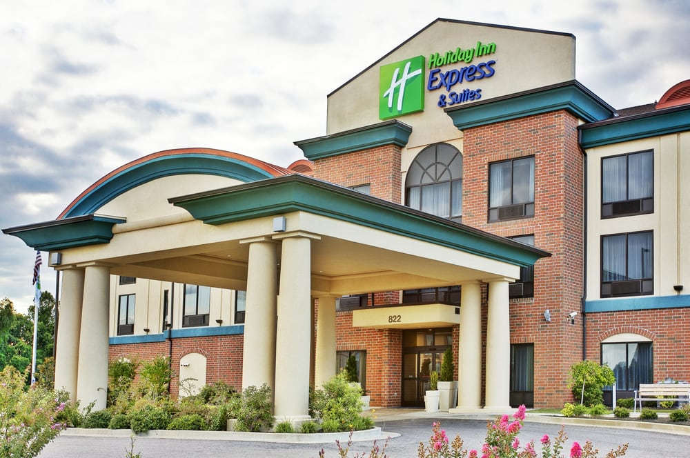 Holiday Inn Express & Suites Dyersburg: 822 Reelfoot Dr, Dyersburg, TN
