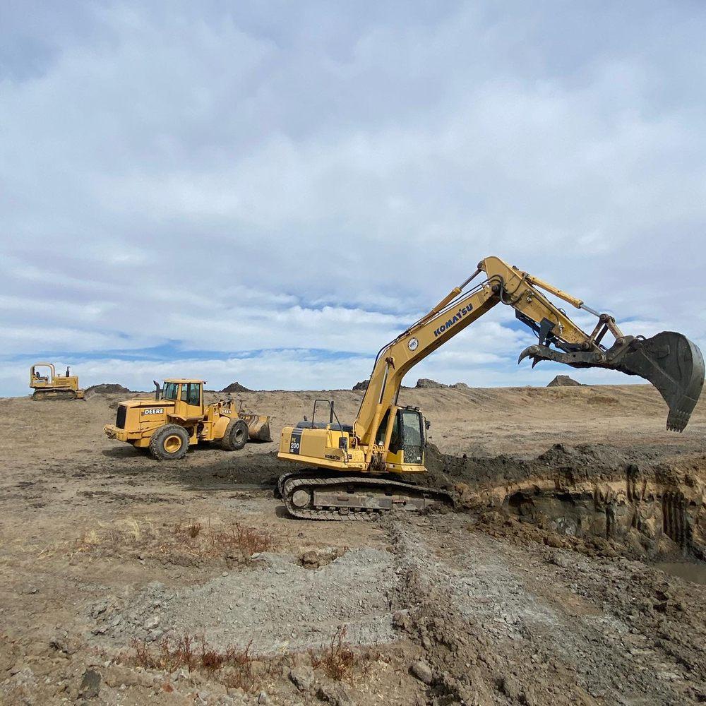 Jordan Excavating: 43335 Private Road 39, Elizabeth, CO