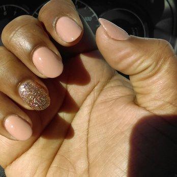 Photo Of Clic Nails Oklahoma City Ok United States Nice With A