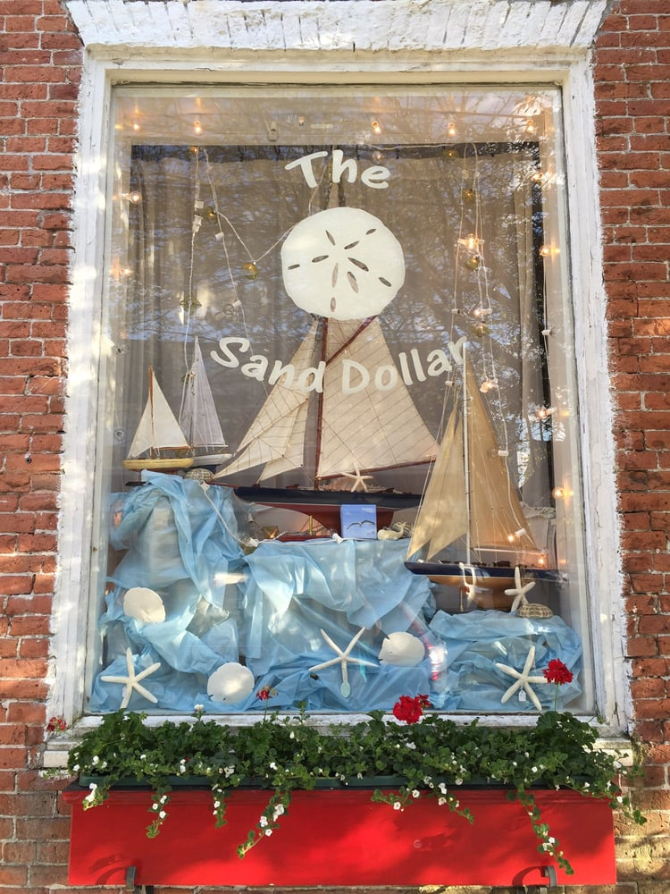 The Sand Dollar: 54 State St, Bristol, RI