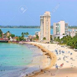 Photo Of Isla Verde Carolina Puerto Rico Beach
