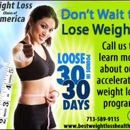 Weight Loss Clinics Of America Weight Loss Centers 2626 S Lp W
